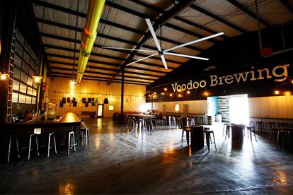 VooDoo Brewing Interior Image