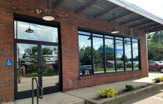 Cochranton Community Services Complex Outside 2