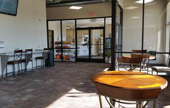 Cochranton Community Services Complex Inside 2