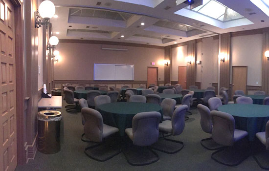 William J Douglas Corporate Conference Center Conference Room 1 Continued