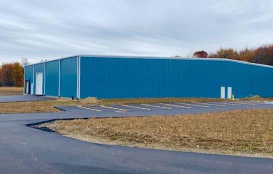 Keystone Regional Industrial Park Exterior
