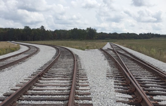 Keystone Regional Industrial Park Rail Roads