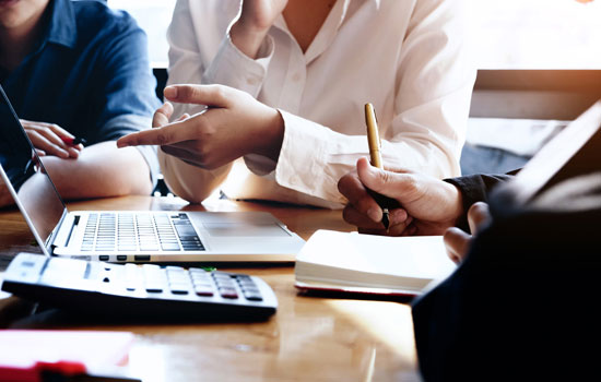 Business Loan Financing Image