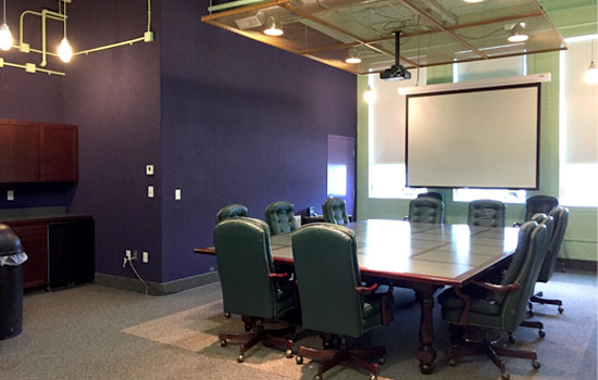 Donald E. Dillion Gallery and Center Conference Room Image 2